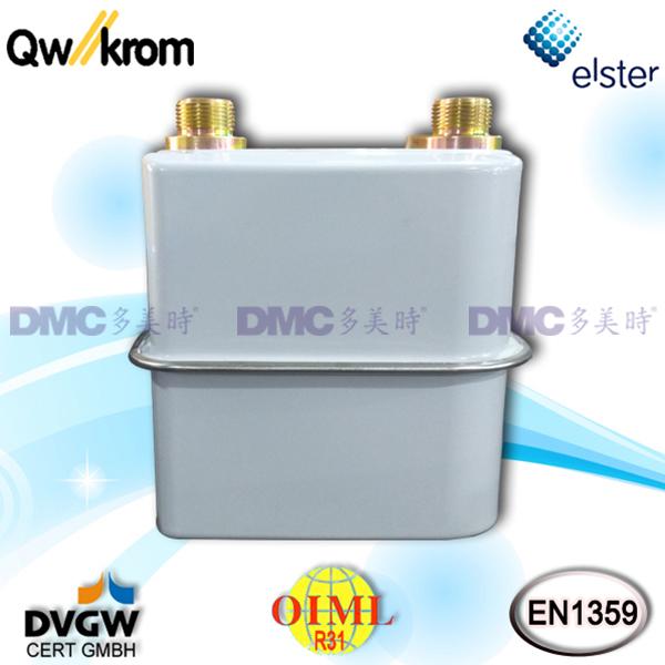 Qianwei-Krom QK3000 Residential Diaphragm Gas Meter_2