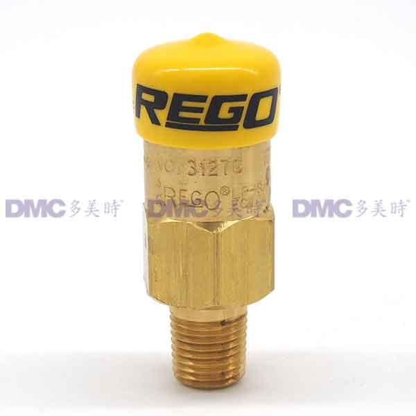 RegO LPG Relief Valve 3127G