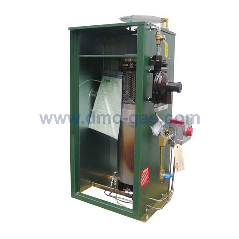 Algas SDI LPG Direct Fired Vaporizer 40/40H - 120/60H_2
