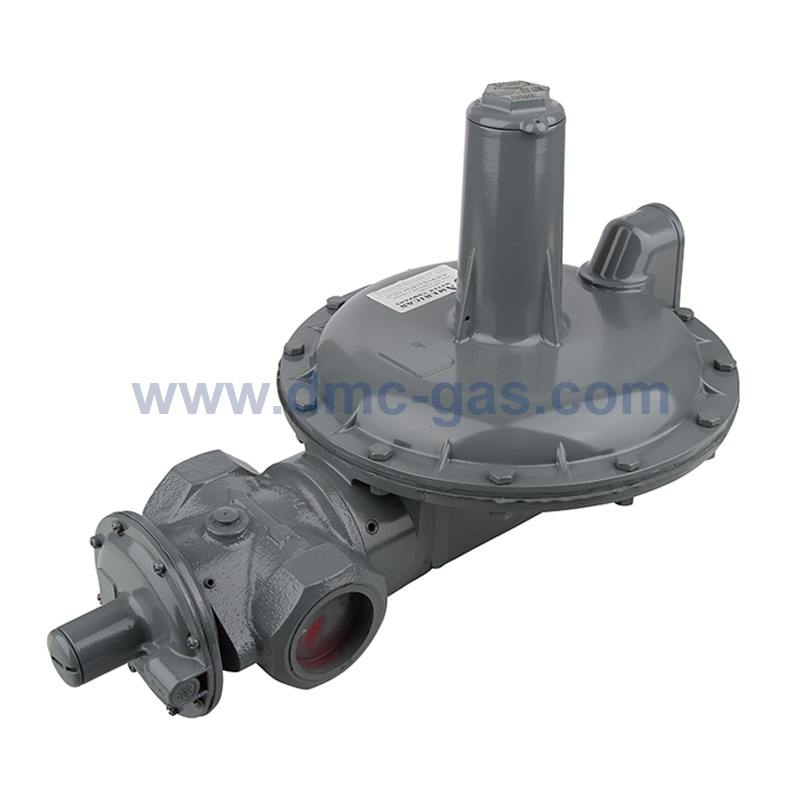 American Meter (AMCO) LPG Industrial Regulator Series 1800/2000