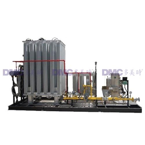 DMC LNG Cylinder Skid