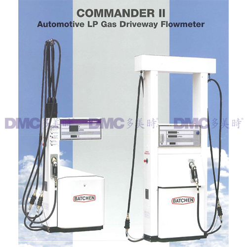 D.J. Batchen Commander II  LPG dispensers