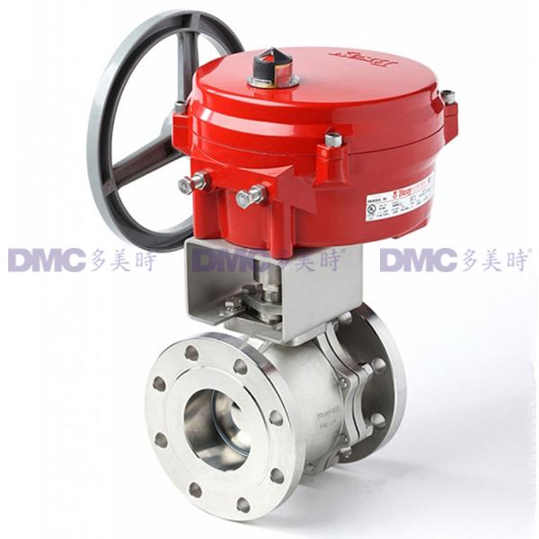 Flow-tek SERIES F15 & F30 Flanged BALL VALVE