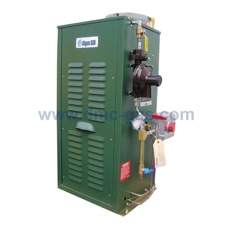 Algas SDI LPG Direct Fired Vaporizer 40/40H - 120/60H