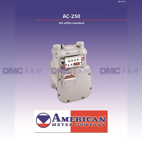 American Meter (AMCO) LPG Measuring Equipment AC250
