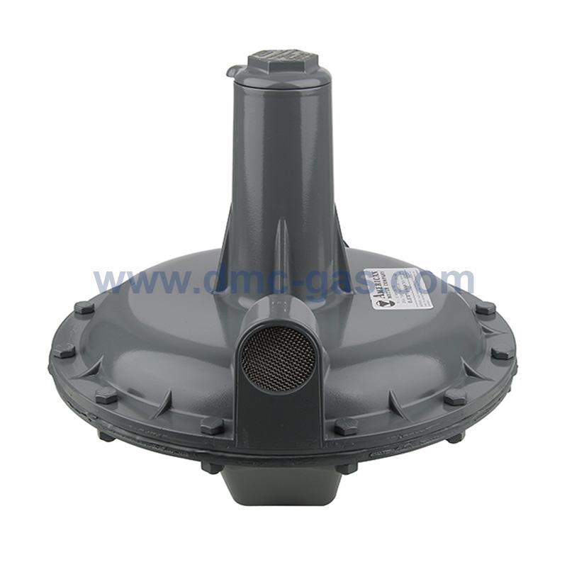 American Meter (AMCO) LPG Industrial Regulator Series 1800/2000