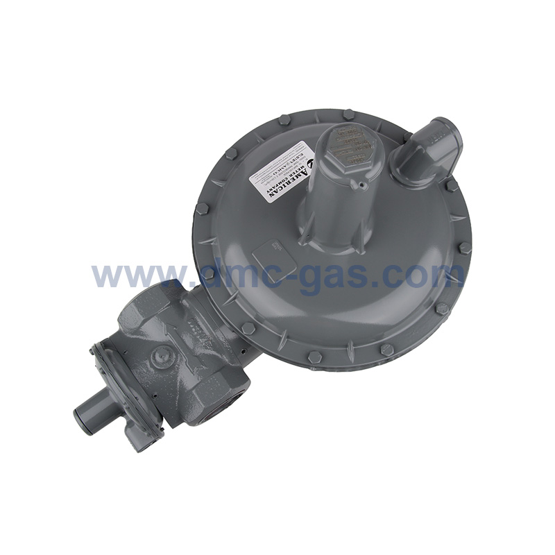 American Meter (AMCO) LPG Industrial Regulator Series 1800/2000_2