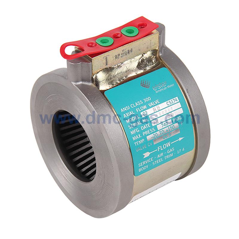 Axial Flow Regulator : American meter amco lpg regulator axial flow valve afv
