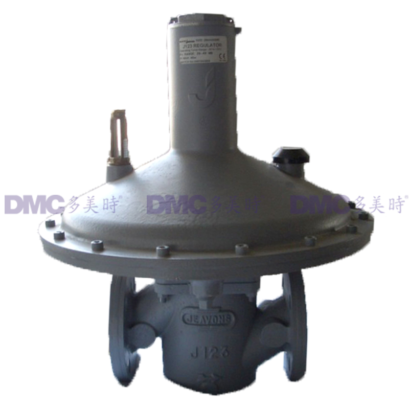 Elster Jeavons NG J123 Regulator_2
