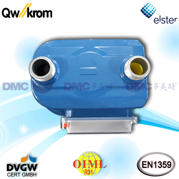 Qianwei Krom QK4000 Residential Diaphragm Gas Meter_3