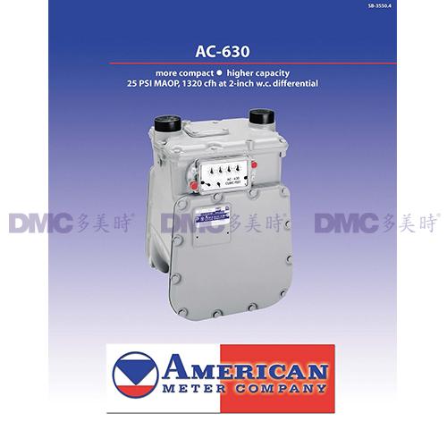 American Meter (AMCO) LPG Measuring Equipment AC630