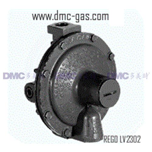 RegO LPG Low Pressure Second Stage Regulator LV2302 Series