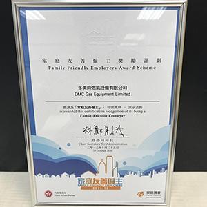 Family-Friendly Employers Award Scheme