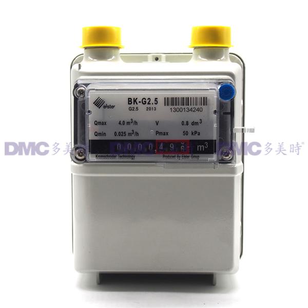 Qianwei-Krom BK-G2.5 L Residential Diaphragm Gas Meter