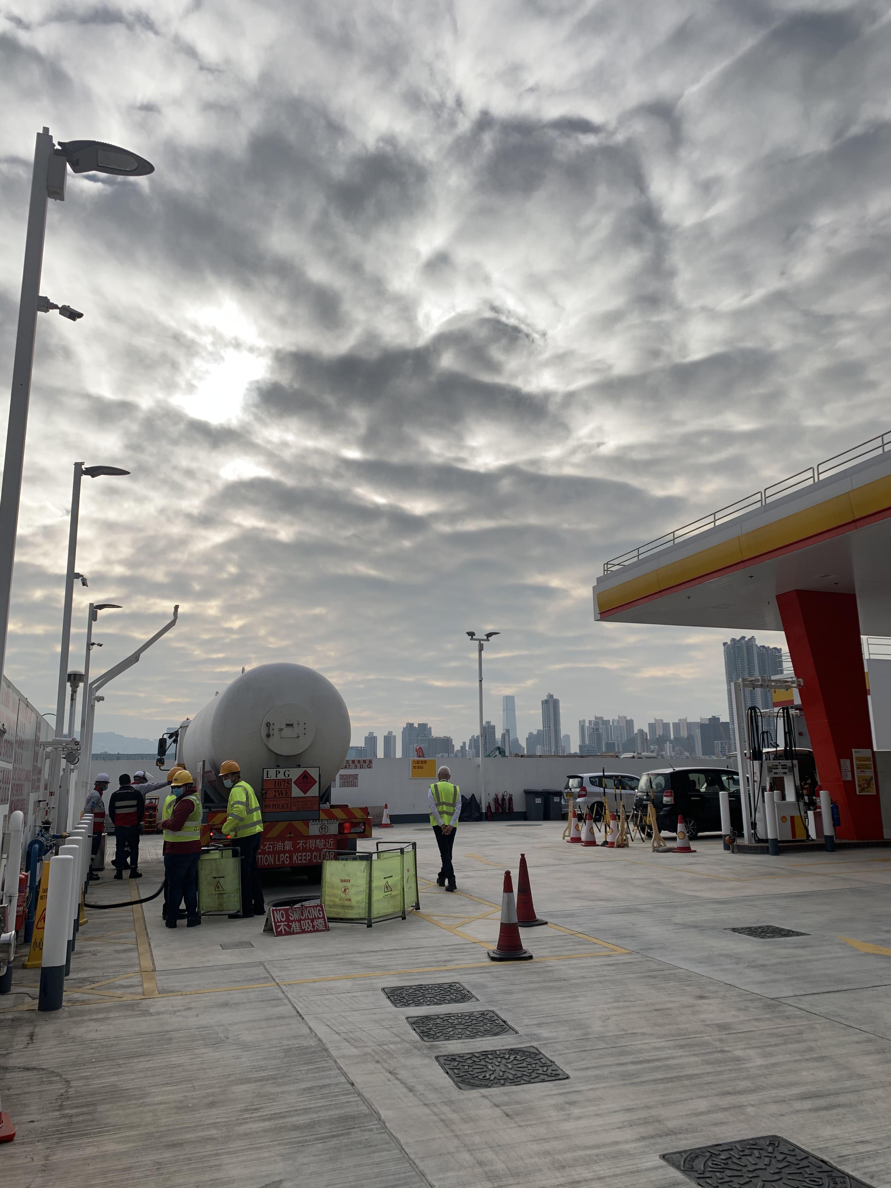 Shell Kowloon Bay